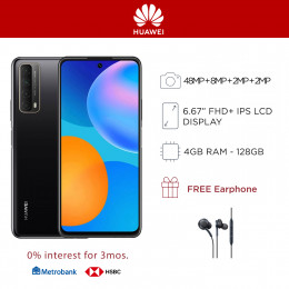 Huawei Y7a Mobile Phone 6.67-inch Screen 4GB RAM and 128GB Storage